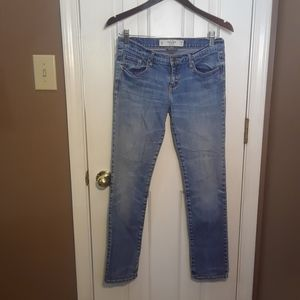 NWOT 2S ABERCROMBIE FITCH WOMENS SKINNY JEANS